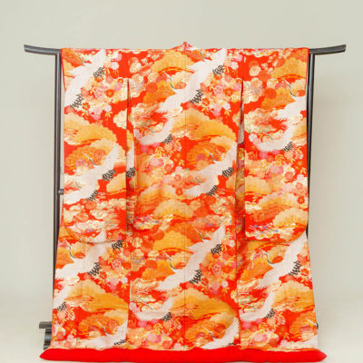 1.赤総刺繍