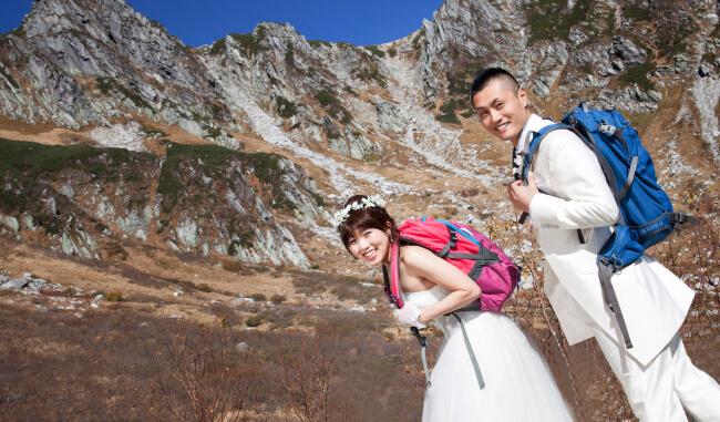 駒ケ岳山頂ロケフォトイメージ