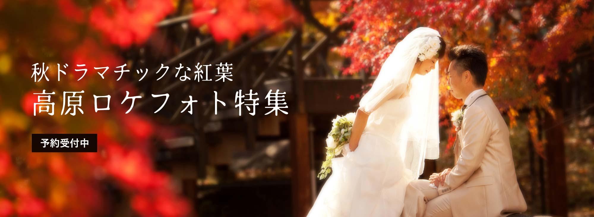 秋ドラマチックな紅葉 高原ロケフォト特集