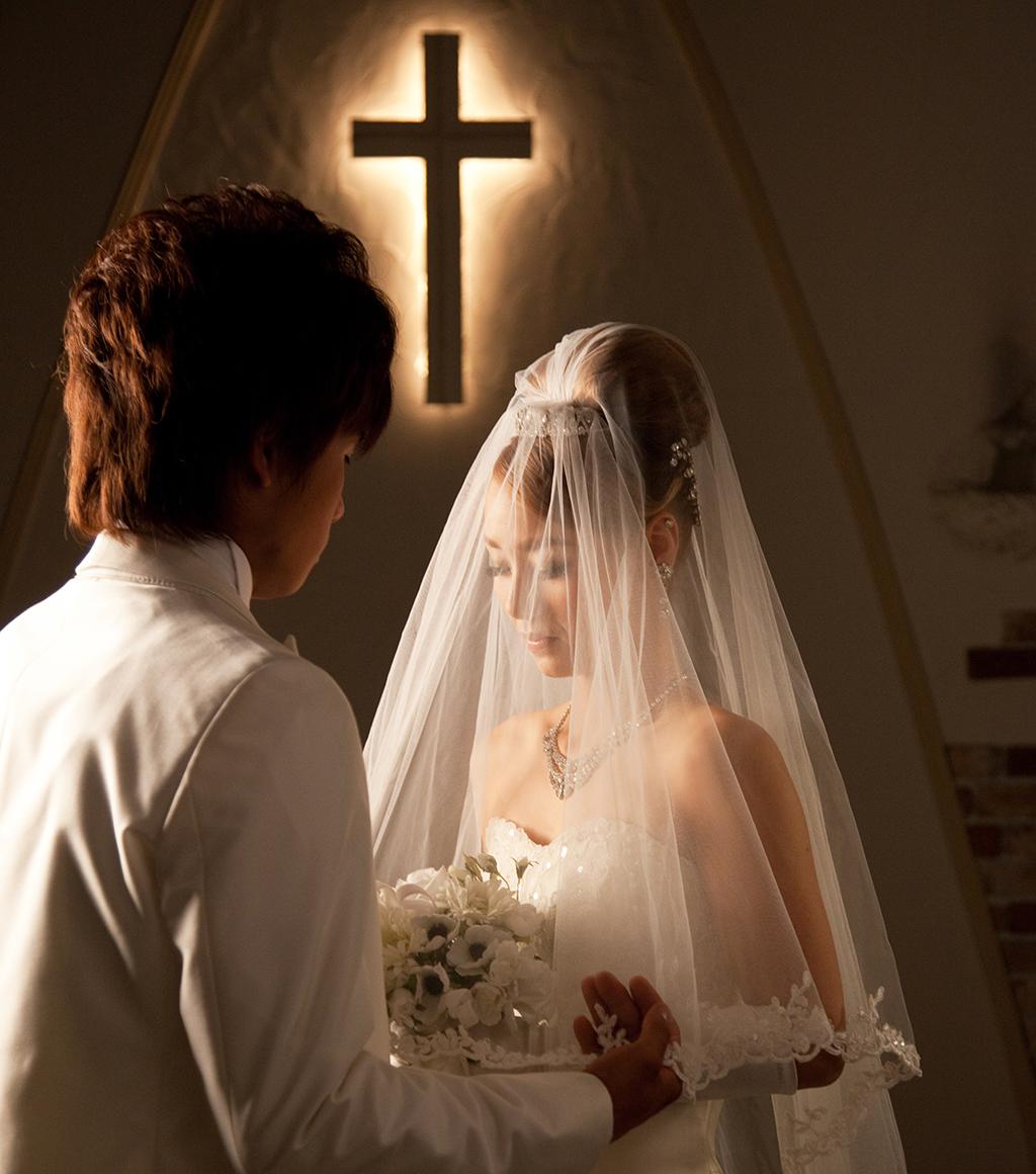 新メニュー チャペルで残す写婚式 〜しゃこんしき〜