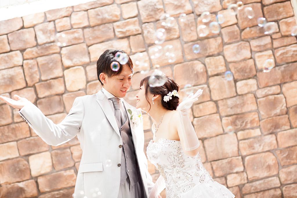 喜びの日をかたちに「写婚式」