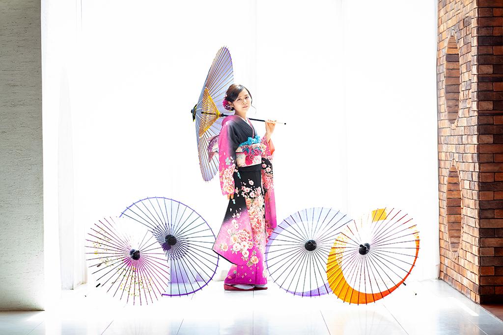 成人式振袖 レンタル衣裳予約会 開催中!